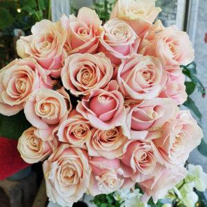 Sweet Rosa Stockholm Bukett