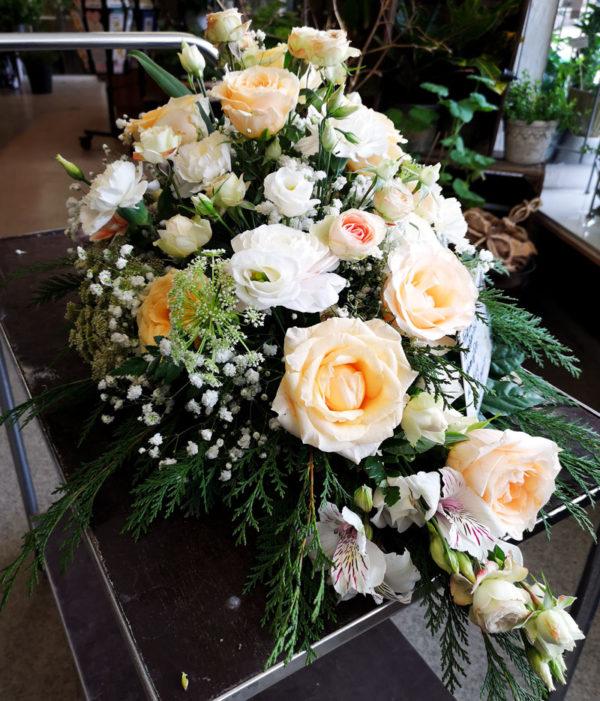 begravningsdekor