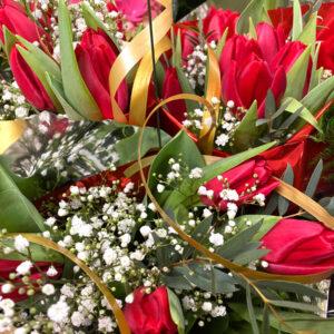 alla hjartans dag tulpaner skicka blommor blombud
